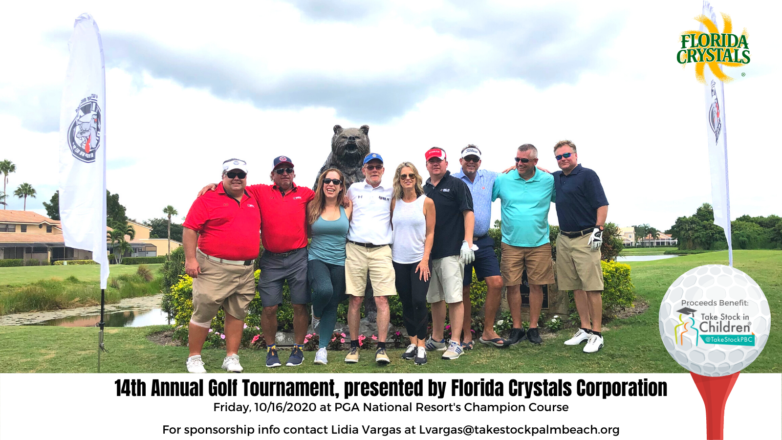 14th Annual Golf Tournament, presented by Florida Crystals Corporation (2)
